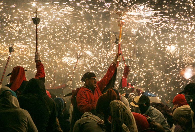 "Catalan festivals and traditions: The Correfoc and the ""Diables"""