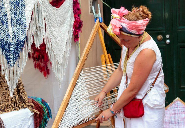 Indians Fair of Begur