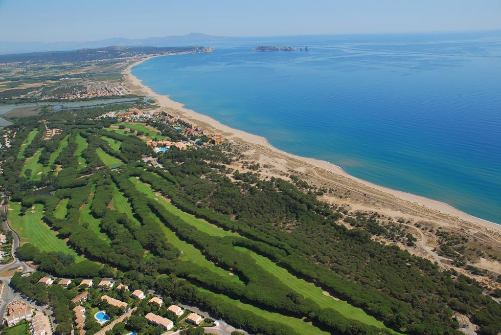 Platja de Pals, a beautiful beach on the Costa Brava